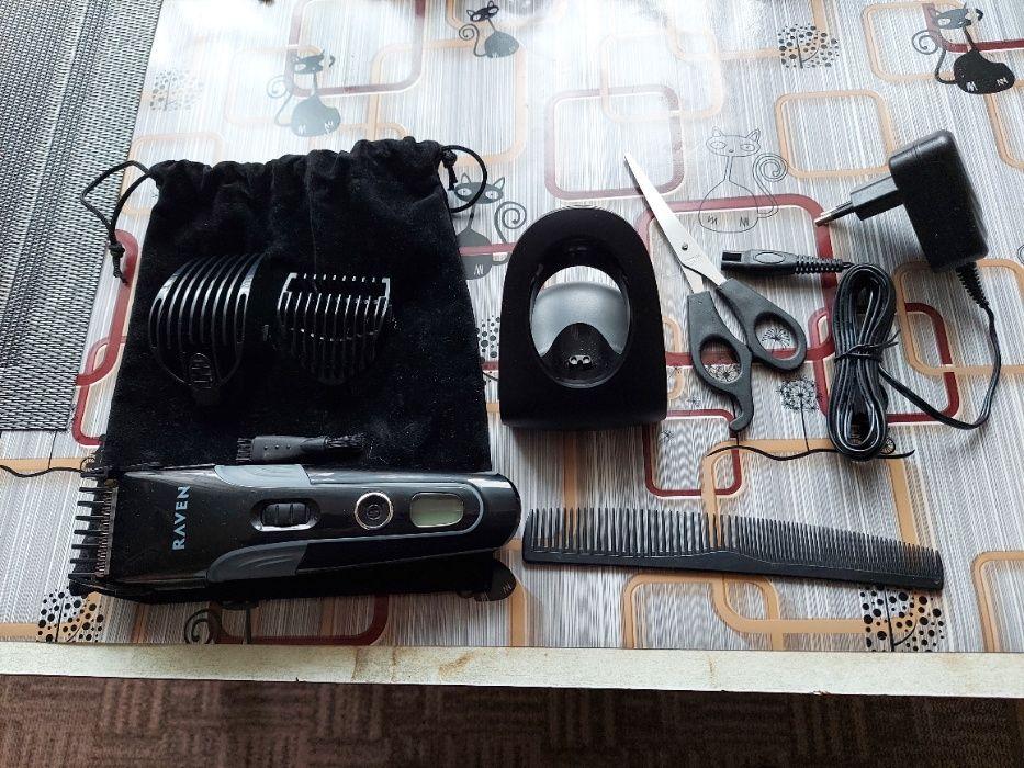 Машинка для стрижки волос RAVEN EST003