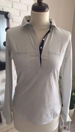 Koszula Zara rozmiar 36 w groszki