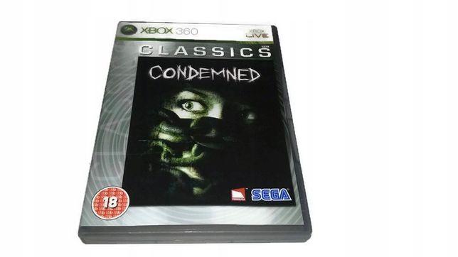 Condemned Xbox 360 Xbox One !! Gwarancja !!