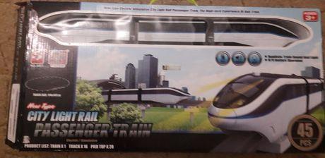 Детская железная дорога на батарейках