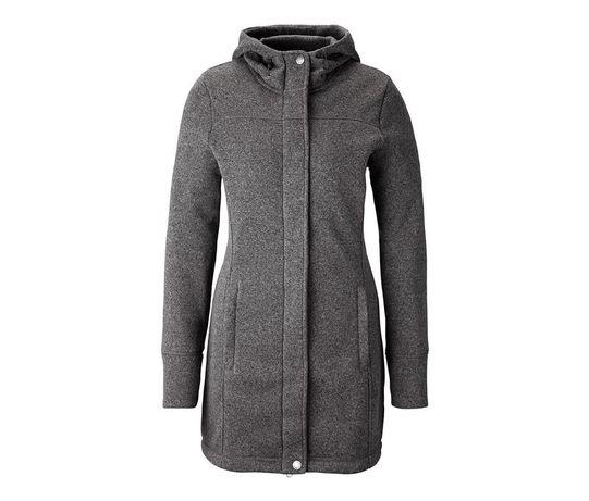 Флислвое пальто термо куртка tcm p.38