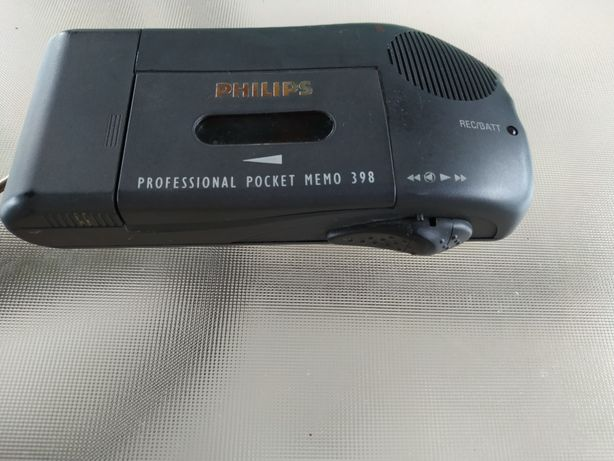 Dyktafon Philips Memo 398