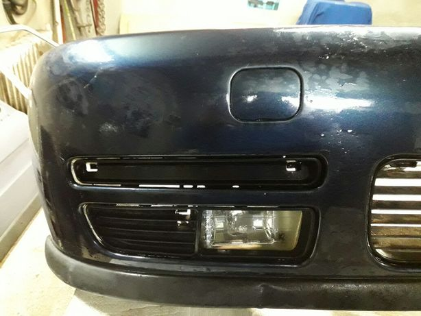 Zderzak Volkswagen Polo 6n GTI z halogenami
