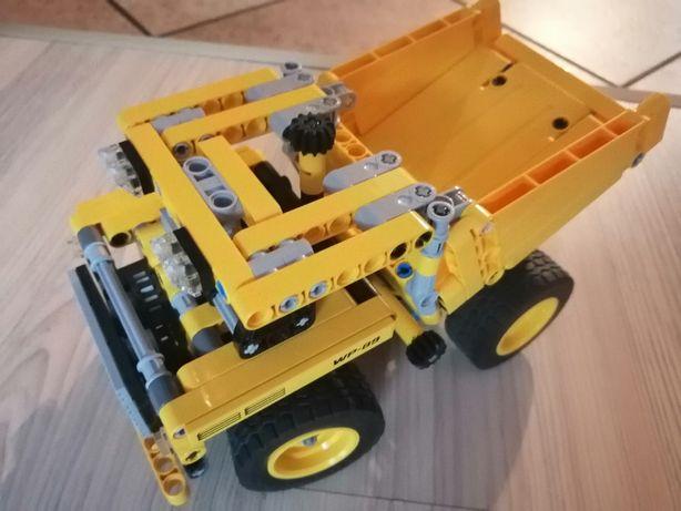 Lego Technic 42035 Ciężarówka wywrotka górnicza