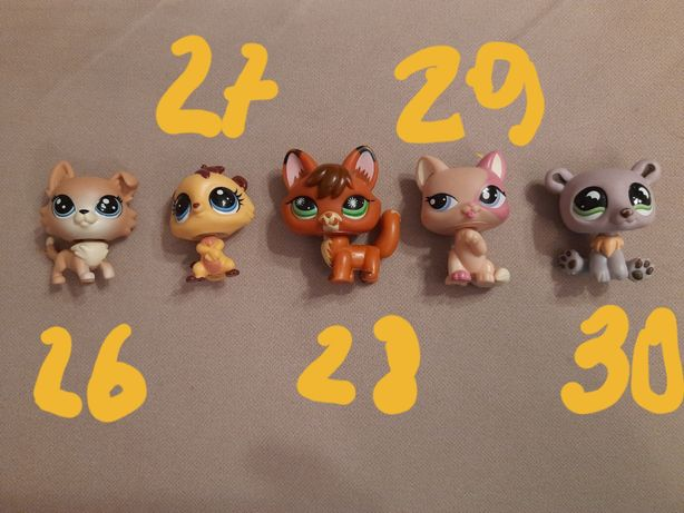 Figurki Littlest Pet Shop - pozostała figurka nr 27