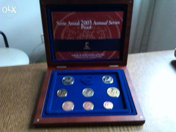 Moeda série anual 2003 proof