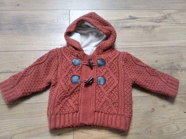 Sweter niemowlęcy 56-62