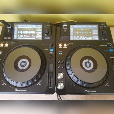 Pioneer XDJ1000 & Pioneer DJM850
