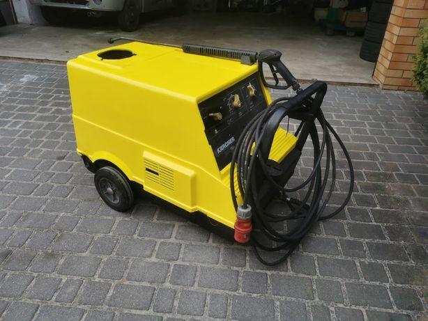 Karcher HDS 690 Myjka ciśnieniowa, gorąca woda, Nowa wężownica