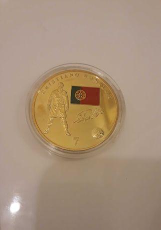 Medalha Cristiano Ronaldo