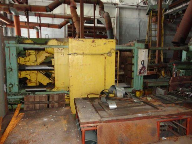 Литейная машина А711Б09 для цветных металлов.