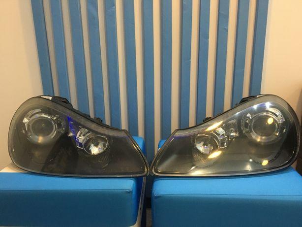 Porsche Cayenne Lift Lampy Bi-Xenon Skrętny 07-10