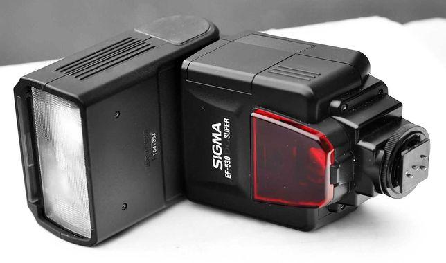 Sigma EF 530 DG SUPER (Nikon) TTL