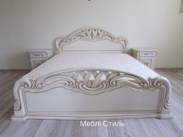 Ліжко з масиву дуба /ліжко з дуба / спальний набір