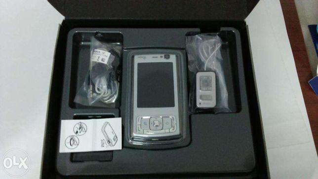 Fabrycznie NOWA Nokia N95 Made in Finland zakupiona w PL SIECI