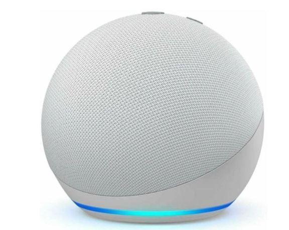Amazon Alexa Echo Dot 4 biały głośnik inteligentny 2020