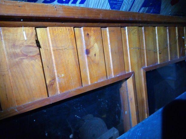 Drewniane boazeria lady szafa stół meble barowe ogrodowe sklep