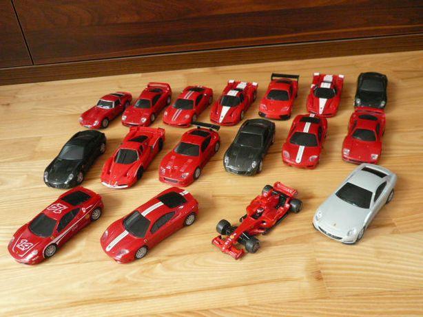 Auta Ferrari Shell kolekcja jak Nowe! Okazja!