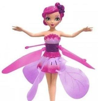 Кукла летающая на usb