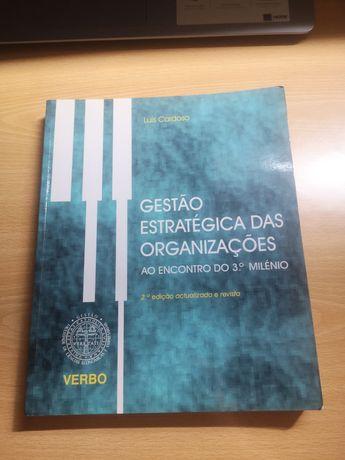Livro Gestão Estratégica das Organizações