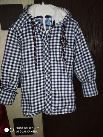 Продам  теплу сорочку дитячу на 2 роки