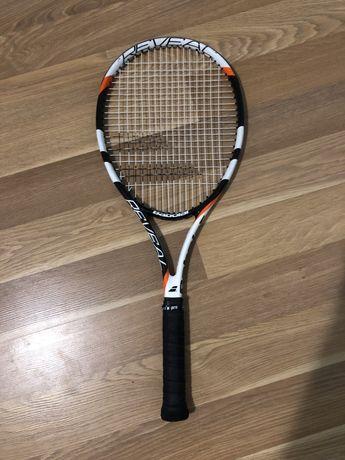 оригинальная тенисная ракетка reveal