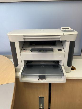 МФУ HP Laser jet M1120 MFP принтер/сканер/копир