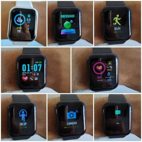 Relógio SmartBand  D20 y68