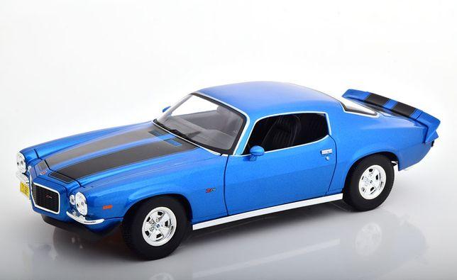Model 1:18 Maisto Chevrolet Camaro 1971