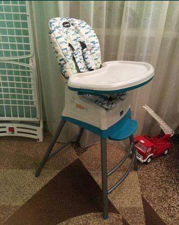 Продам детский стульчик для кормления Chicco Stack