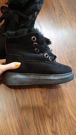 Ботинки, сапожки с мехом