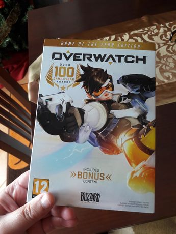 Overwatch Game of The Year Edition Limited Edition