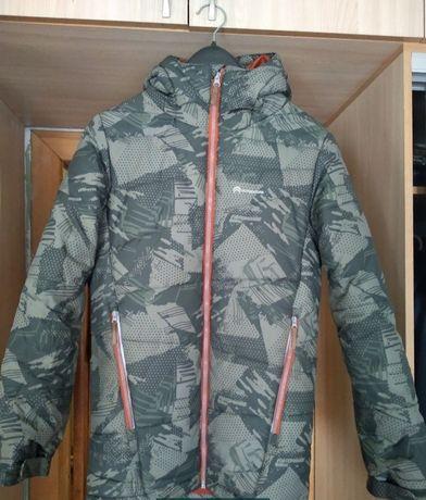 Курточка зимняя б/у