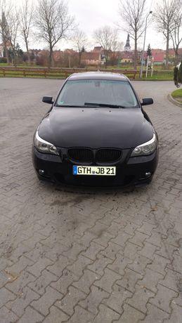 BMW e61 535D 272km