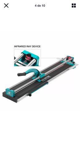 Máquina 1,20 cortar azulejos  com laser novas em caixa