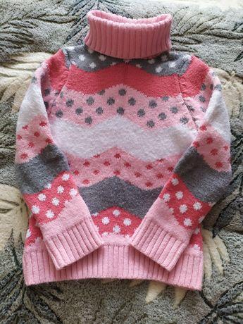 Тёплый свитер Турция