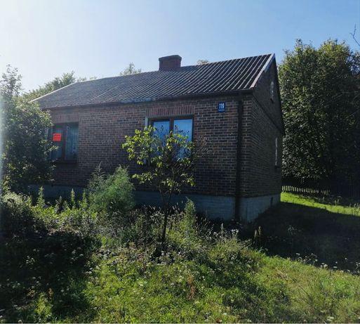 Atrakcyjne gospodarstwo rolne + dom murowany