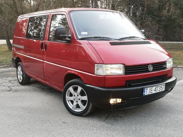 Volkswagen T4 Transporter 1.9TD 90KM *5 osobowy *Piękny
