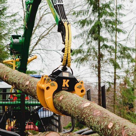 chwytak do drewna 125cm Kellfri szybka wysyłka