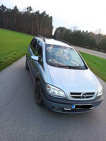 Ładnie utrzymany Opel Zafira 2.2 DTI