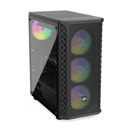 Komputer do Gier RGB Ryzen5 3600 RAM 16GB +SSD+GTX1660 SUPER