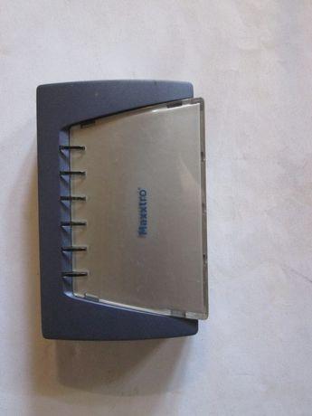 Сплитер ХАБ 4Х USB 2.0 Maxxtro hub (актив., пассив. USB Тип B)