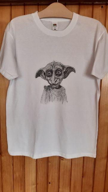 koszulka ręcznie malowana nr 6