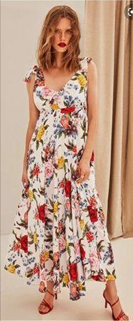 Sukienka w kwiaty Vila S