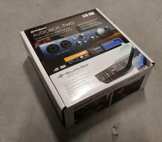 Presonus AudioBox iTwo - Interfejs audio