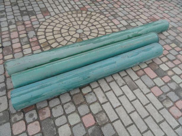 Rura rury plastikowa przepust złączka trójnik pcv