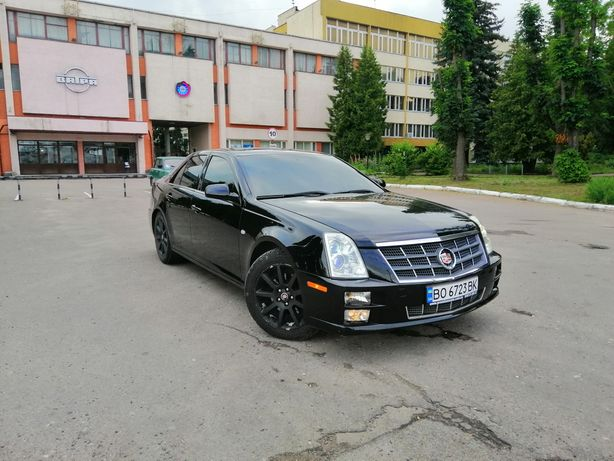 Cadillac STS (Seville)
