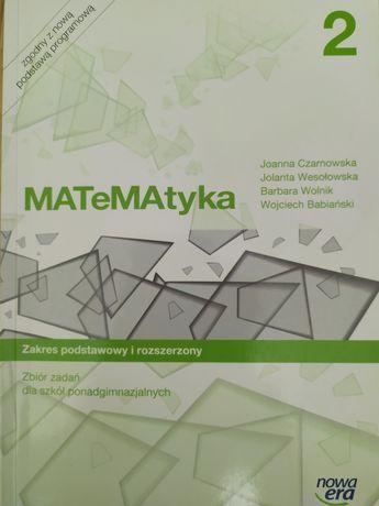 Matematyka 2 zbiór zadań dla ponadgimnazjalnych podstawowy rozszerzony