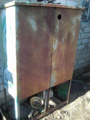 Ящик (ШКАФ) для газовых баллонов