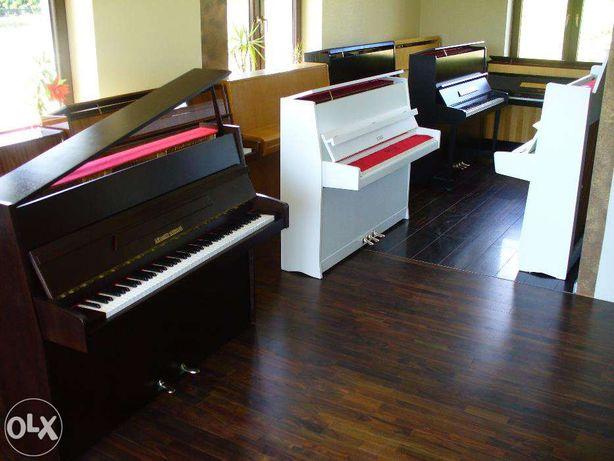 biale pianino PETROF 115 idealne